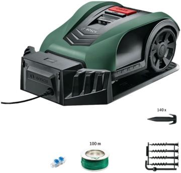 Bosch Indego Rasenroboter