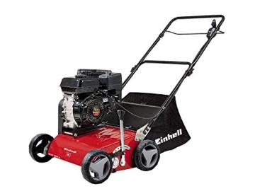 Einhell GC-SC 2240 P Benzin-Vertikutierer, 2,2 kW, 118 cm³, 40 cm Arbeitsbreite, 45 L Fangsack, 3420020 - 1