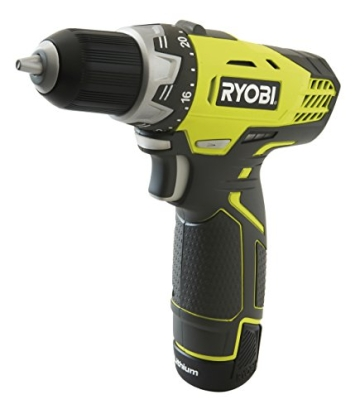Ryobi Akku-Kompakt-Bohrschrauber Typ RCD12011L, 5133001156 - 1