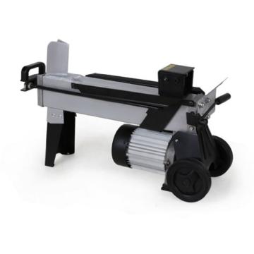 EBERTH 5T 370 mm Holzspaltmaschine Holzspalter liegend hydraulisch