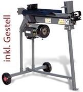 STAHLMANN® Holzspalter 7 Tonnen / 520mm liegend (inkl. Spaltkreuz und Tisch!) mit stufenlos verstellbaren Spaltweg bis max. 520 mm! TÜV/CE zertifiziert! - 1