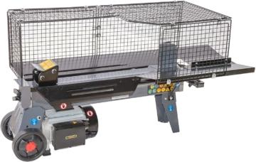 STAHLMANN® Hydraulik-Holzspalter, 7 Tonnen Spaltkraft, stufenlos verstellbarer Spaltweg, TÜV GS geprüft